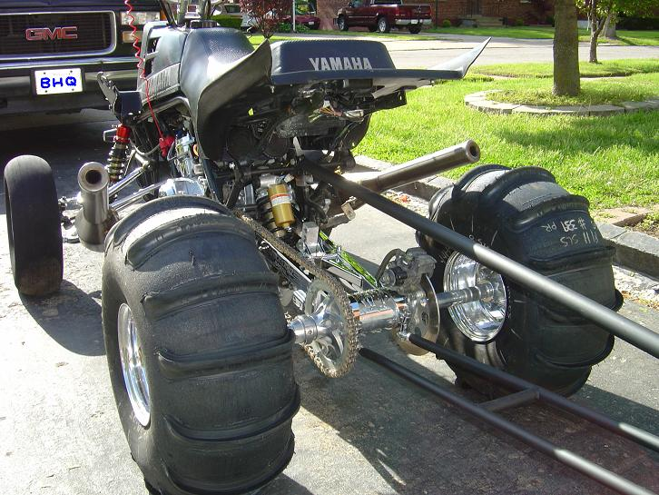 Home Made Wheelie Bar Images Banshee Hq Forums