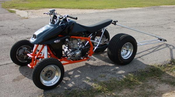 2004 trx450r drag bike For Sale Non Banshee Related