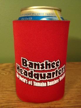 BansheeHQ Koozies