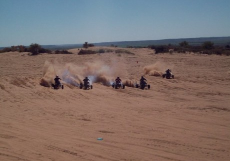 2010 BansheeHQ Ride – Little Sahara, OK.