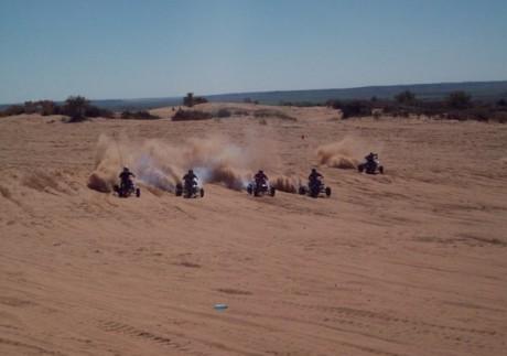 2010 BansheeHQ Ride – Little Sahara, OK.