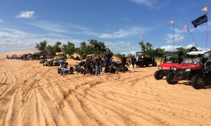 2015 BansheeHQ Spring Ride at Little Sahara, OK Video!
