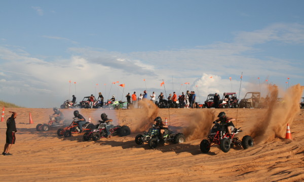 2016 BansheeHQ Fall Ride at Little Sahara, OK!