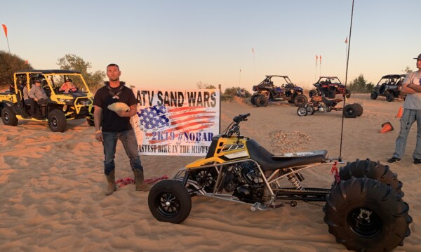 2019 Sand Wars Video